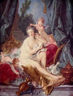Toilette der Venus Metropolitan Museum of Art