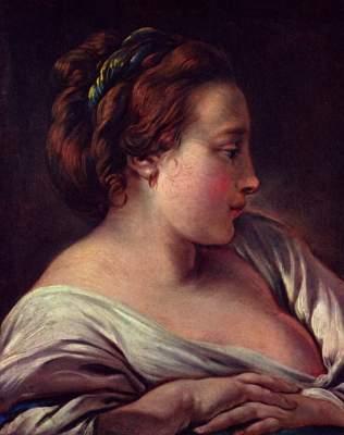 Weibliches Bildnis Ermitage