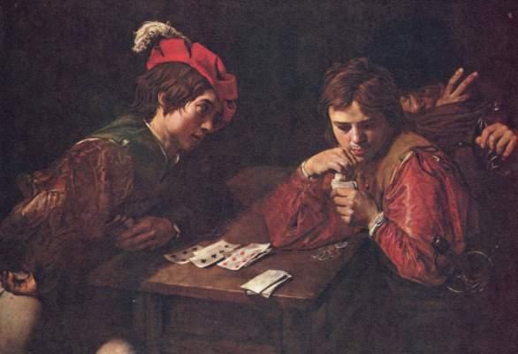 Die Falschspieler Gemäldegalerie