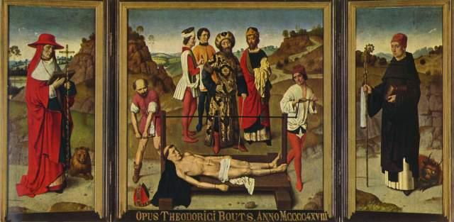 Martyrium des Hl. Erasmus St. Peter
