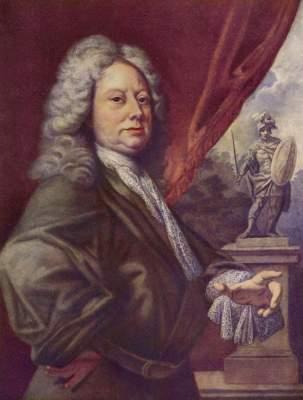 Bildnis des Grafen František Antonín Špork Schloß