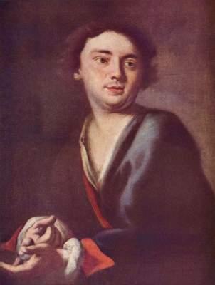 Bildnis eines jungen Mannes Národni Galerie