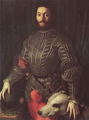 Guidobaldo II. della Rovere, Herzog von Urbino Palazzo Pitti