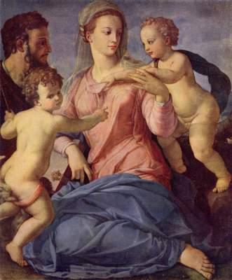 Heilige Familie Puschkin-Museum der bildenden Künste