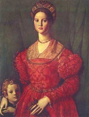 Junge Frau mit ihrem Sohn National Gallery of Art