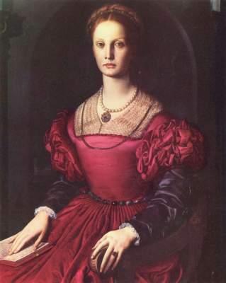 Lucrezia Panciatichi Galleria degli Uffizi