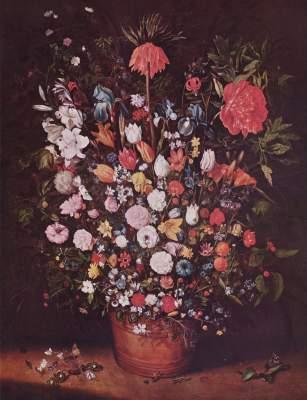 Blumenstrauß Alte Pinakothek