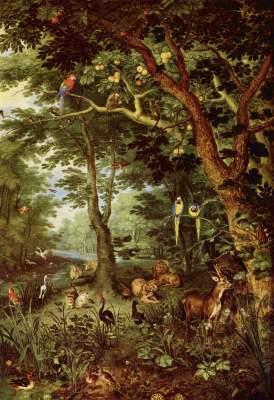 Das Paradies Gemäldegalerie