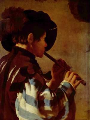 Flötenspieler Gemäldegalerie