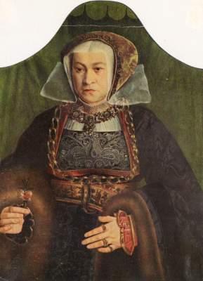 Bildnis einer Frau Städelsches Kunstinstitut