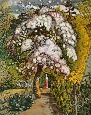 Garten in Shoreham Victoria and Albert Museum