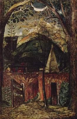 Hügellandschaft Tate Gallery