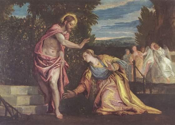 Christus erscheint Magdalena Stadtmuseum