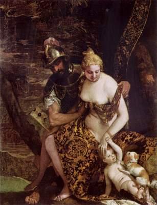 Mars und Venus National Gallery of Scotland
