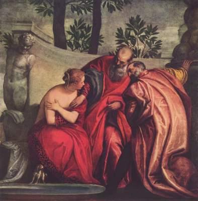 Susanna im Bade Musée National du Louvre