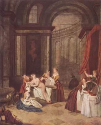 Badende (unvollendet) Schloß Sanssouci, Bildergalerie