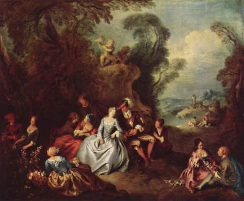 Die Freuden des Landlebens Alte Pinakothek