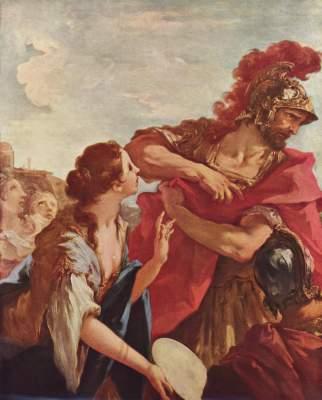 Rückkehr Jephthas Slg. Denis Mahon