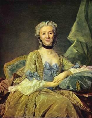 Madame de Sorquainville Musée National du Louvre
