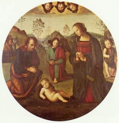 Christi Geburt Slg. des Herzogs von Alba