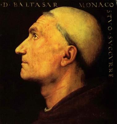 Porträt des Balthasar Galleria degli Uffizi