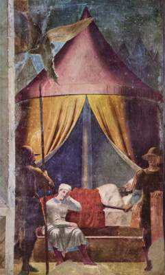 Der Traum des Konstantin San Francesco