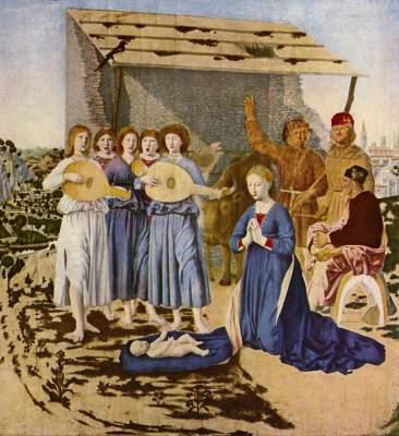 Geburt Christi National Gallery