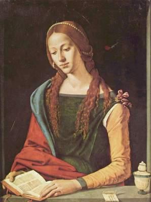 Maria Magdalena Galleria Nazionale, Palazzo Barberini