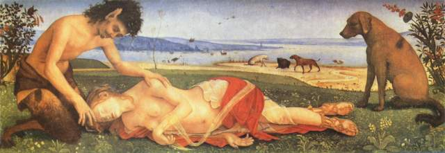 Tod der Prokris National Gallery