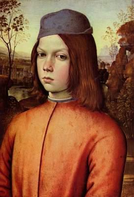 Bildnis eines Knaben Gemäldegalerie