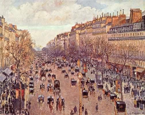 Boulevard Montmartre Ermitage