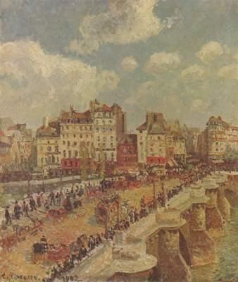 Le Pont-Neuf Museum der Bildenden Künste