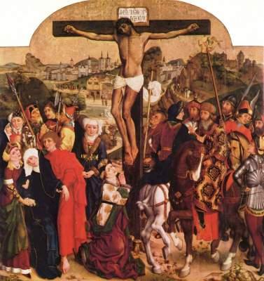 Kreuzigung Christi Alte Pinakothek