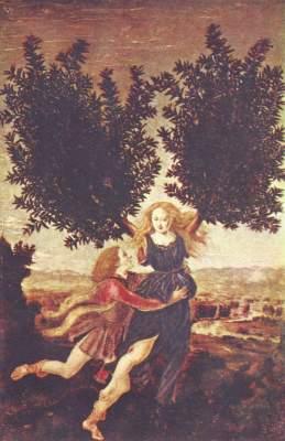 Apoll und Daphne National Gallery