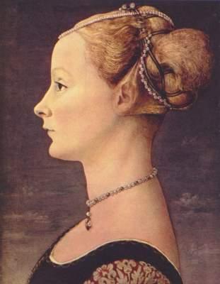 Bildnis einer Edeldame Museo Poldi-Pezzoli