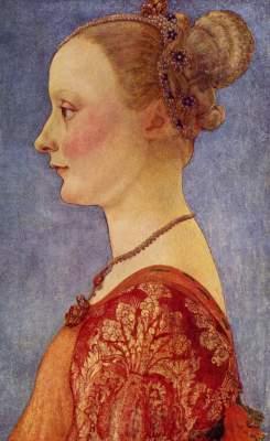 Bildnis einer jungen Dame Metropolitan Museum of Art