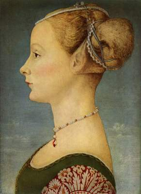 Mädchenbildnis Museo Poldi Pezzoli