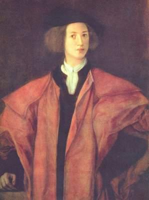 Bildnis eines jungen Mannes Pinacoteca Civica