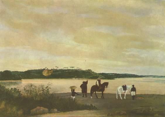 Die Insel Tamarca Königliche Gemäldegalerie Mauritshuis