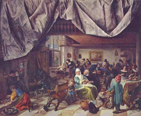 Wirtshaus Königliche Gemäldegalerie Mauritshuis